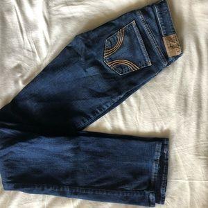 Low Rise Hollister Denim Jean